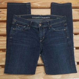 ❤CITIZENS OF HUMANITY AVA LOW RISE STRAIGHT JEANS